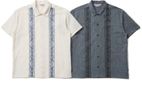 CLUCT S/S BELIEVER SHIRTS