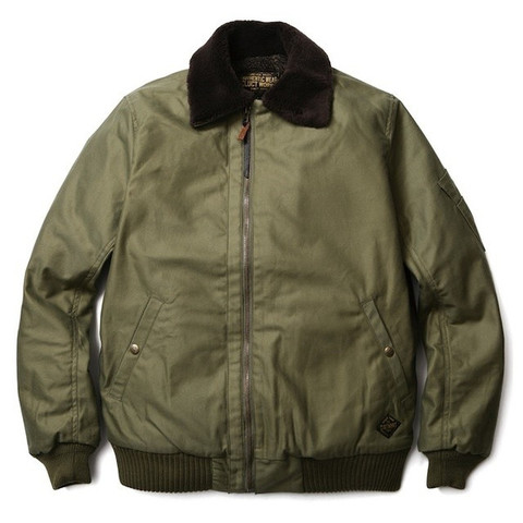 CLUCT FLIGHT JACKET