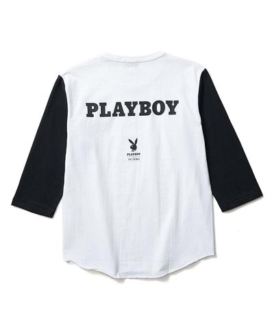CRIMIE PLAYBOY BASEBALL T-SHIRT