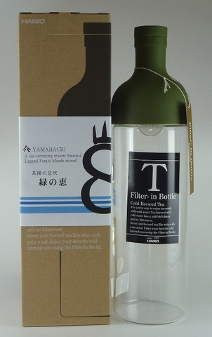 Filter in Bottle【茶師の息吹 緑の恵】150g