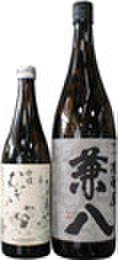 【販売中】焼酎屋兼八1.8L&宇佐むぎ720mlセット