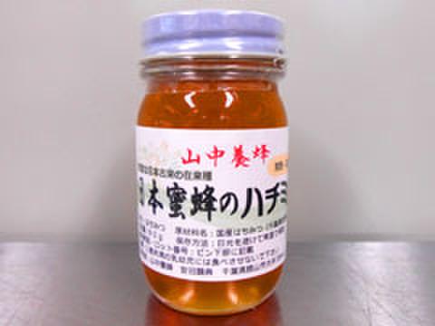 日本蜜蜂のハチミツ・完熟百花蜜・90g(千葉県南房総市産)
