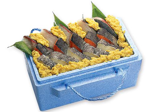 季節の魚西京漬