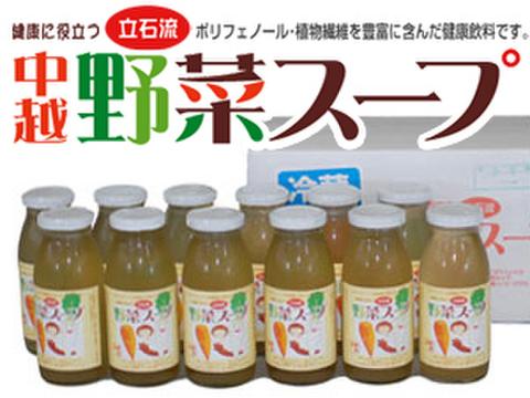 野菜スープ(200ml)        12本入り(要冷蔵です)