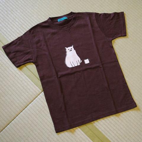 ごっそさんTシャツ(チョコ)