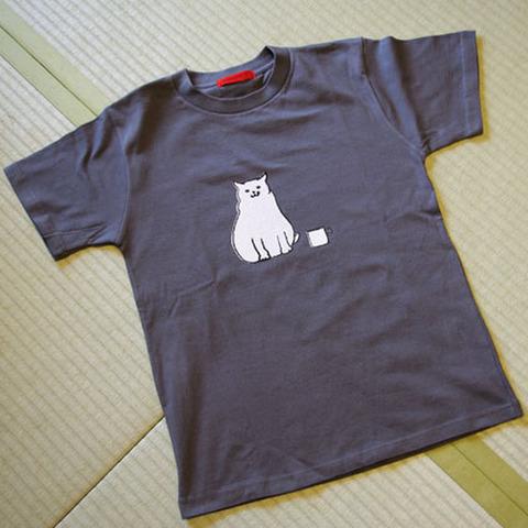 ごっそさんTシャツ(グレー)