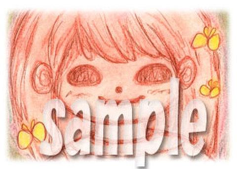 よろしこガール☆ 笑顔1(パステル)
