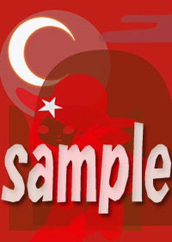 国旗 トルコ/新月旗