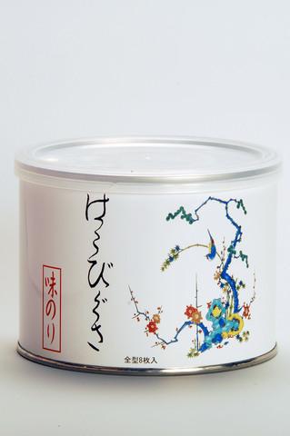 味海苔「はこびぐさ」缶入り