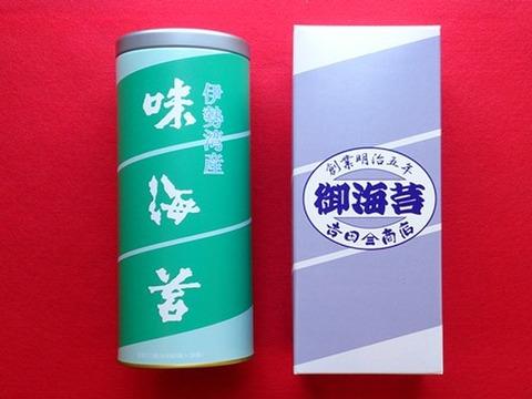 伊勢湾産「味海苔」徳用缶