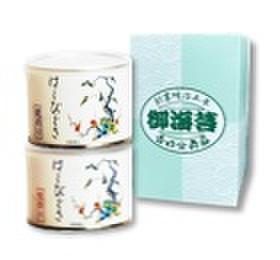 はこびぐさ焼のり・味のり 2缶箱入 11/16~12/26心ばかり