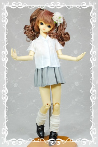 ■プリーツスカートの型紙【委託商品】2003_g