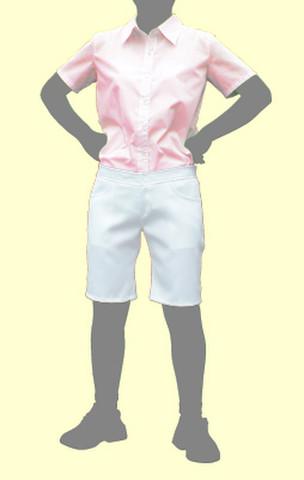 ハーフパンツの型紙 婦人サイズ