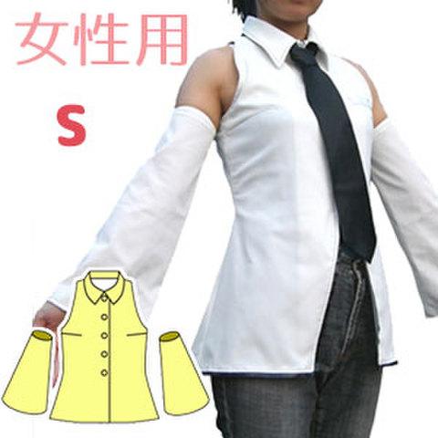 肩出しブラウスの型紙 婦人Sサイズ