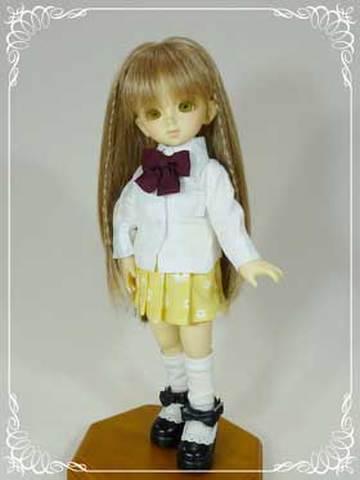 幼SD女の子用Yシャツの型紙【委託商品】