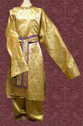 大歌袍もどきの型紙