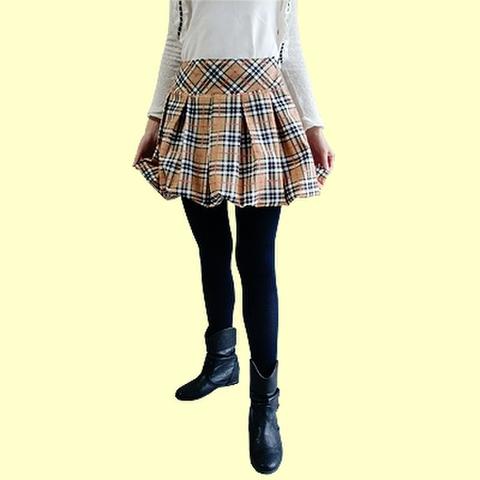 バルーンスカートの型紙W66-70cm【チョコラジオ】【委託品】 ※ポイント利用不可