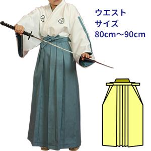 袴もどきの型紙ウエスト80~90cm