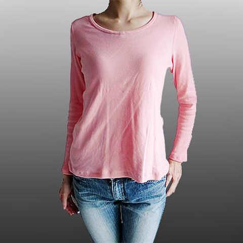 V・クルー(丸えり)ネックセーターの型紙【委託商品】レディースLLサイズ