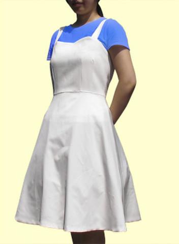 ジャンパースカートの型紙 婦人Sサイズ