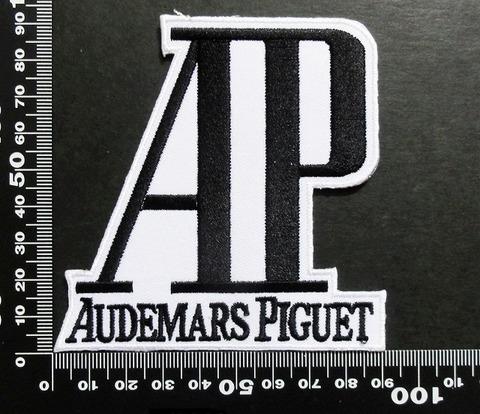 オーデマピゲ AP ワッペン (黒)