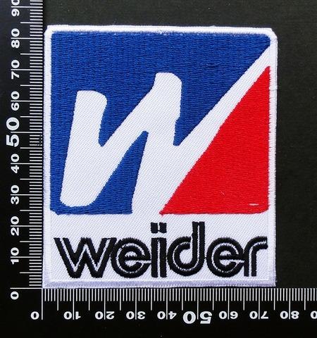 ウイダー weider ワッペン (1)