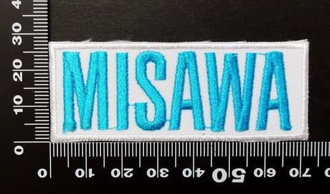 ミサワ MISAWA ワッペン (1)
