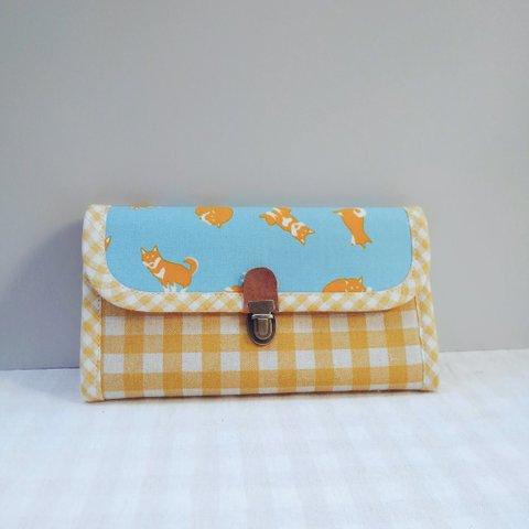 【戌年春財布】柴犬
