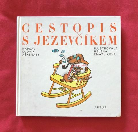 ヘレナ・ズマトリーコバー/  Cestopis s jezevcikem