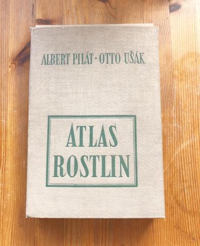 植物図鑑/ Atlas  rostlin
