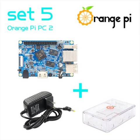 OrangePI PC 2セット(5万ZNY)