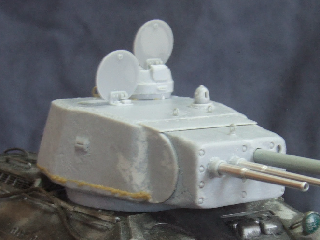 T-34-3砲塔セット