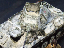 ZM-3509 T-70軽戦車溶接二人用砲塔