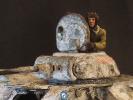 ZM-3508 T-70軽戦車鋳造砲塔