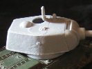 T-34-122砲塔セット(六角型)