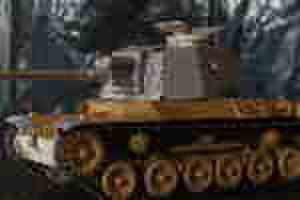 チト1号デザインドターレット(五式戦車砲搭載型)