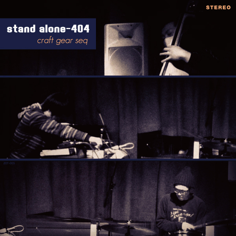stand alone-404 / craft gear seq