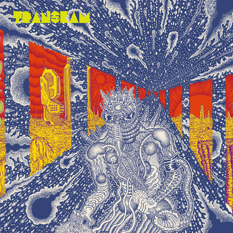 TRANSKAM / THE VOYAGE OF THE DARK LIGHT YEARS