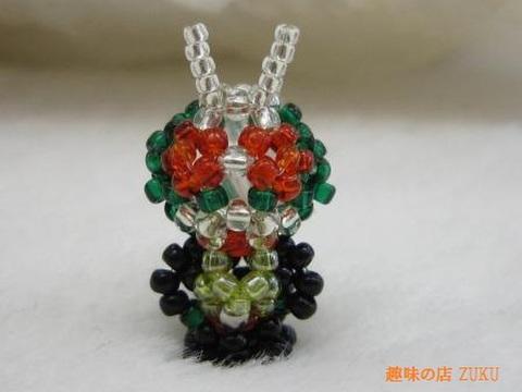 丸小で作る仮面ライダー風モチーフ(レシピ有)
