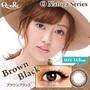 クオーレ ナチュラ ブラウンブラック 14.0(度あり)(1箱1枚入り)