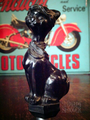 MOTOR CAT・シフトノブ 黒