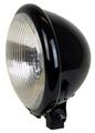 【5.75インチ ベイツライト】Black【ヘッドライト】汎用【チョッパー】カフェレーサー【ボバー】