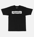 フーニガン ジムカーナ10センサーバー Tシャツ ブラック