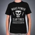 フーニガンケンブロック チャンピオンメイクパワーTシャツ