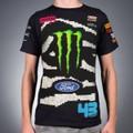 完全限定 フーニガンレーシング ケンブロック KBチームB Tシャツ