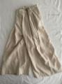 Vlas Blomme Soft Linenのカーブパンツ