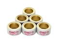 マジェスティS 超樹脂 ウエイトローラー9g 6個セット