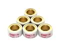 マジェスティS 超樹脂 ウエイトローラー11g 6個セット