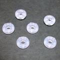 クリップ用 ドーナッツ状(中) 凸付き 2個◆