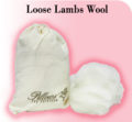 Pillows Lambs wool ラムズウール